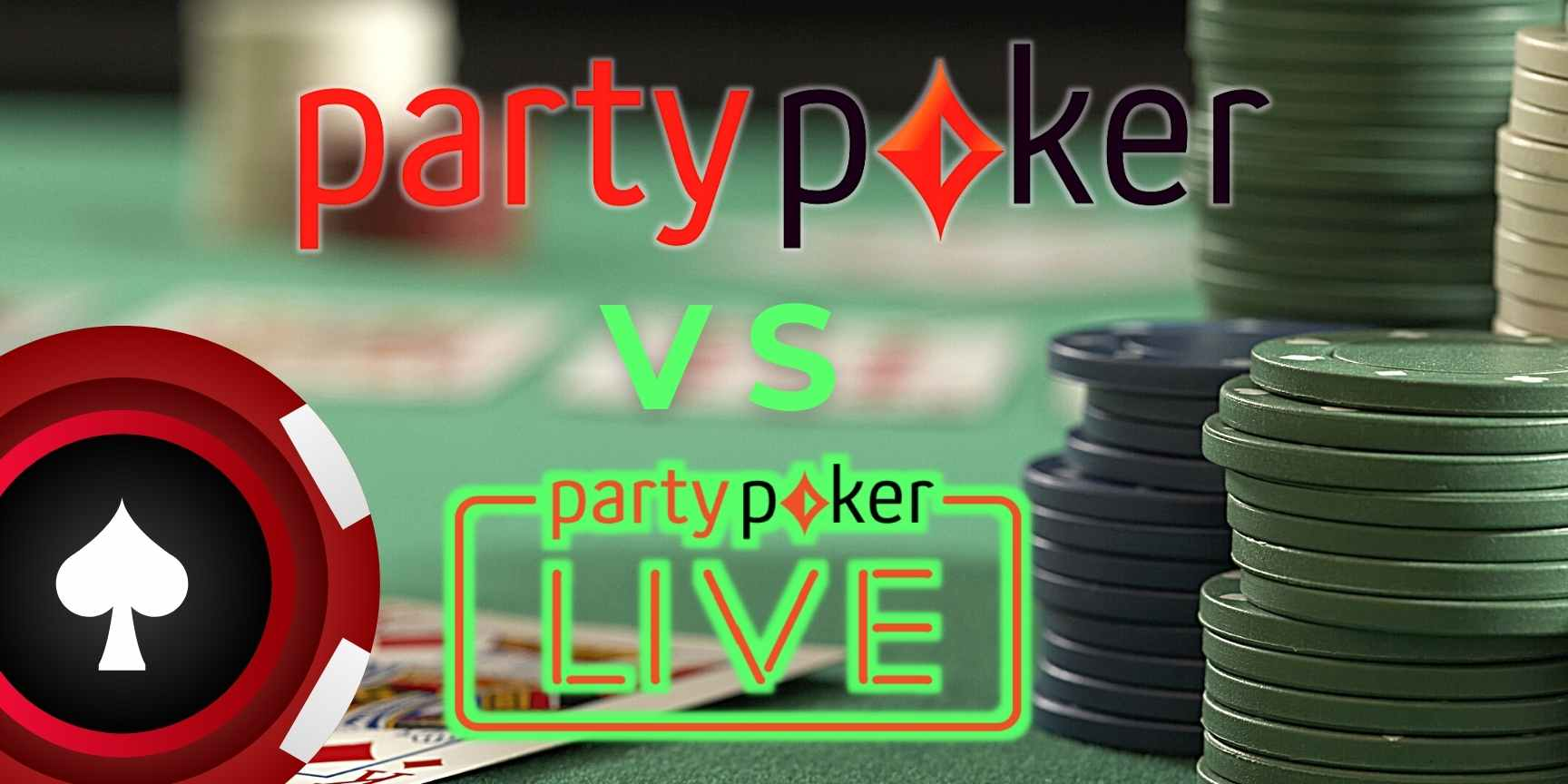 Difference between Partypoker and Partypoker Live