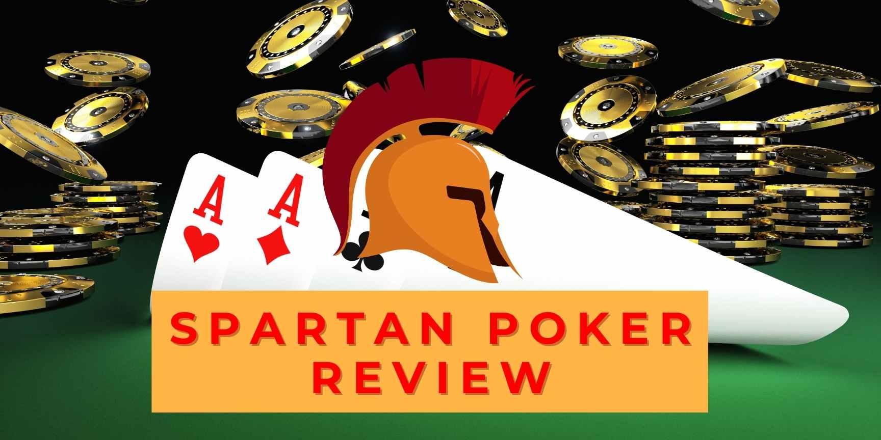 Spartan Poker Review